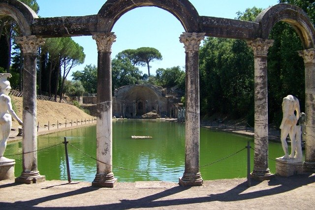 ️ Patrimônios UNESCO perto de Roma: Villa Adriana e Villa d'Este,Tivoli