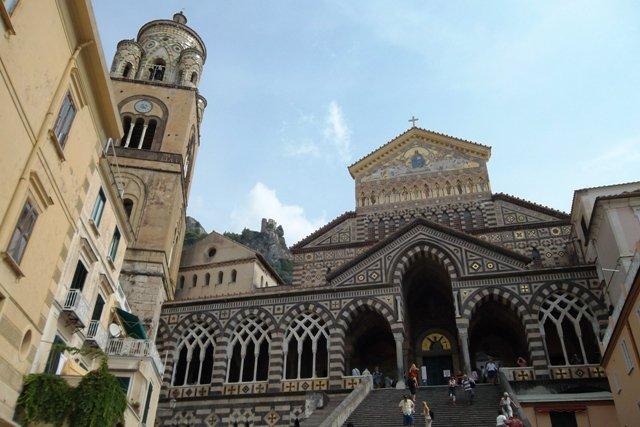 Dicas de Amalfi, Costa Amalfitana, Patrimônio UNESCO no sul Itália