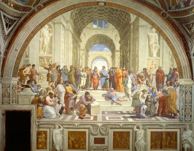 Rafael Sanzio: Artista italiano do Renascimento