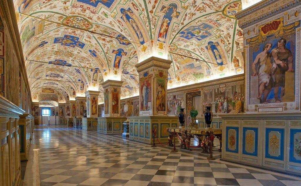 📜 Biblioteca Vaticana: manuscritos digitalizados online