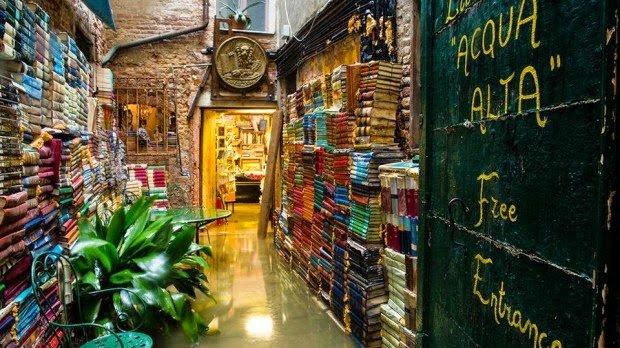  Livrarias mais bonitas do mundo: 2 são italianas