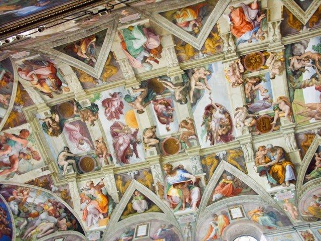 📽️ Cinema: Museus do Vaticano e Capela Sistina em 3D