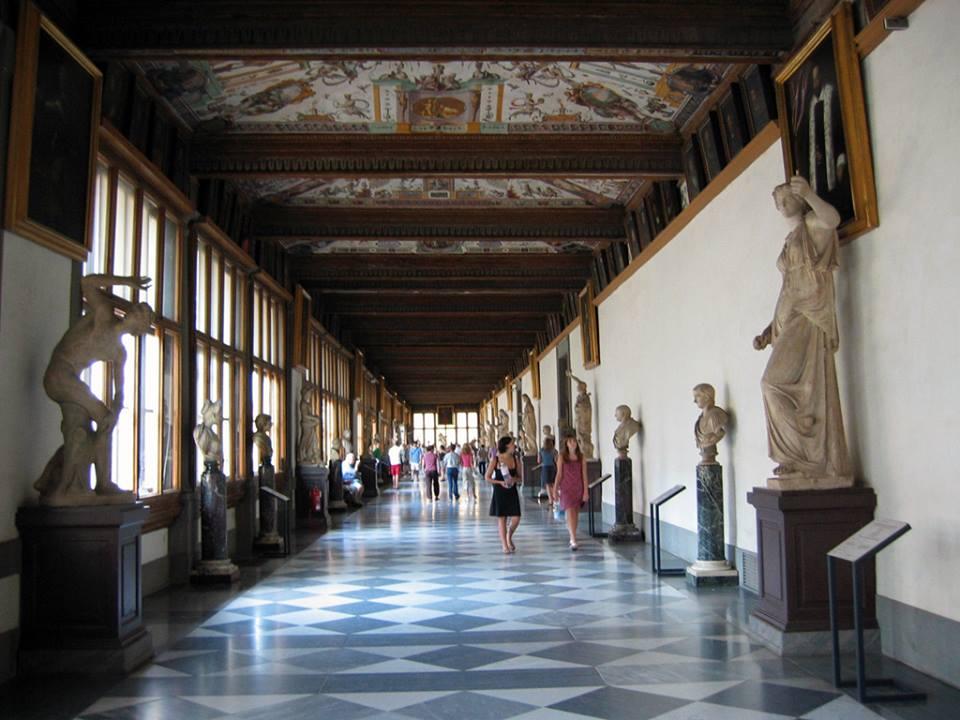☑️ Dicas da Galleria degli Uffizi, Florença: ingressos, horários e tours em português
