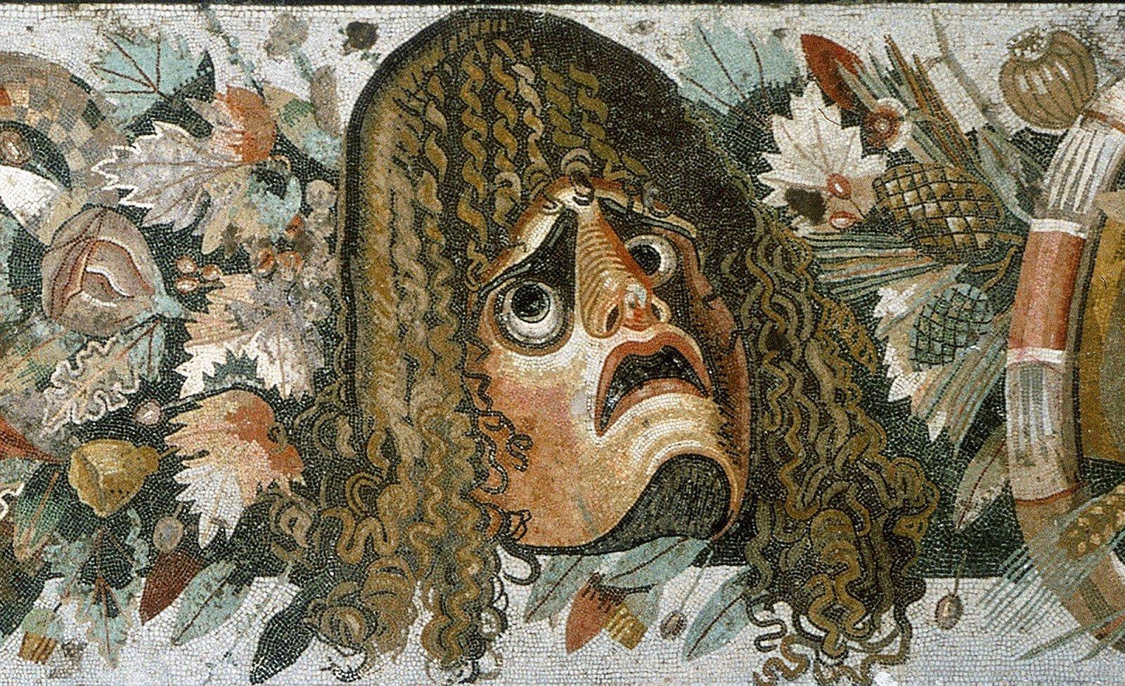 🎭 História do teatro na Roma Antiga
