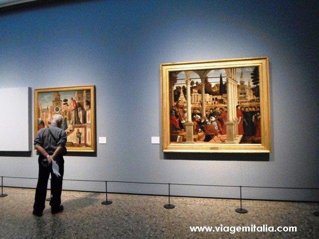 🖼️ Museu nacional na Itália: Pinacoteca de Brera em Milão