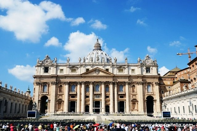 ⛪ 10 curiosidades da Basílica de São Pedro, Vaticano
