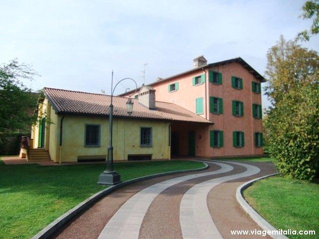 Casa-museu de Luciano Pavarotti, Emília-Romanha