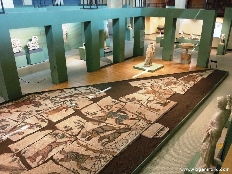 Museu Central Montemartini, Roma: arqueologia clássica e industrial