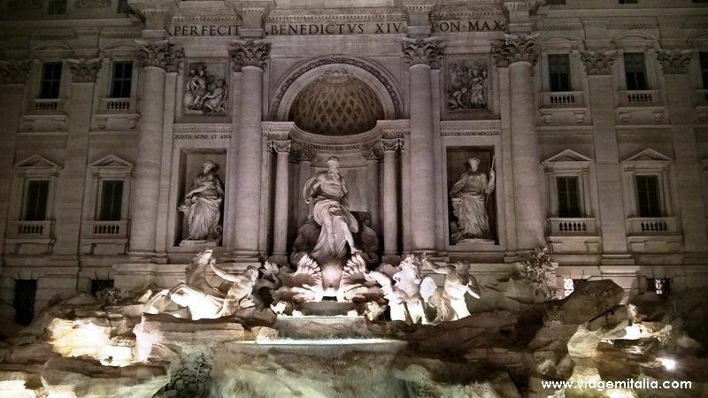 ⛲ Curiosidades da Fontana de Trevi, Roma