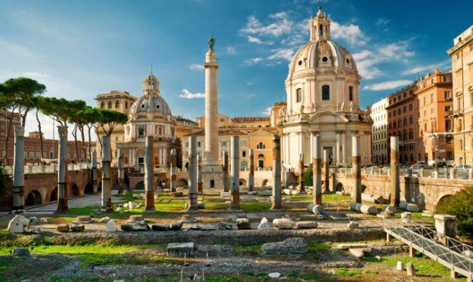 Reabertura da área arqueológica dos Fóruns Imperiais de Roma após 20 anos