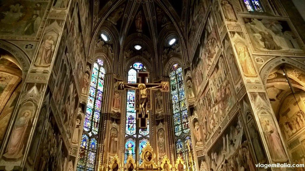 ⛪ Basílica de Santa Cruz, em Florença: a maior igreja franciscana do mundo
