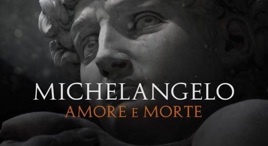 """️ Filme """"Michelangelo. Amor e morte."""" O gênio italiano no cinema"""
