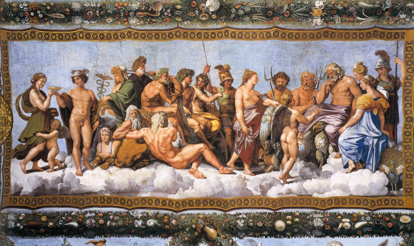  Mundo de fábulas: os mais antigos deuses romanos