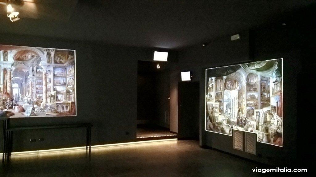 ▶️ Welcome to Rome: espaço multimídia em Roma para quem gosta de história e arqueologia digital