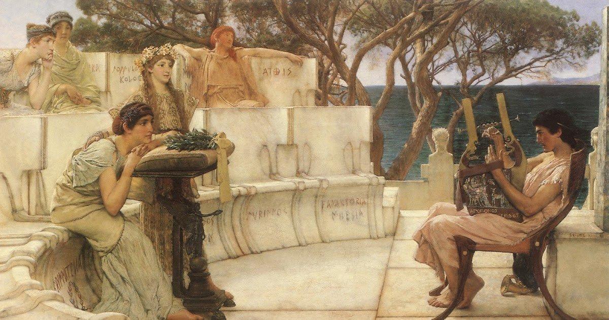 🎵 Como eram a música e a dança no Império Romano?