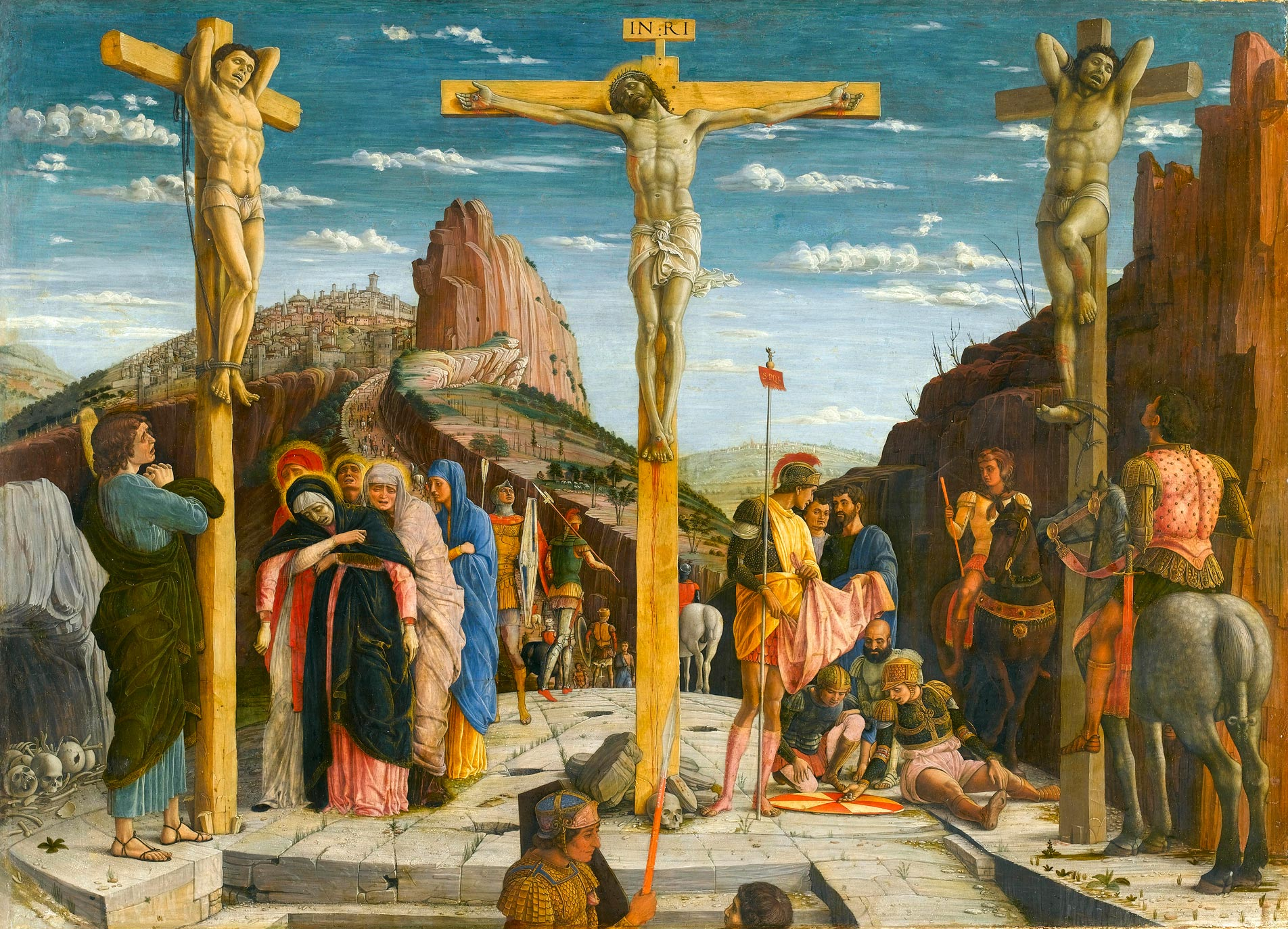 ✝️ O cristianismo no Império Romano do século I: perseguição e crucificação