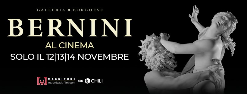 📽️ Bernini. Filme sobre esse artista barroco nos cinemas